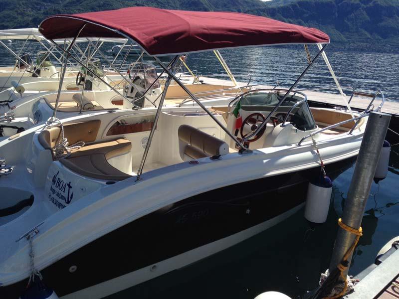 Noleggio Imbarcazioni Menaggio Lago di Como 590 6