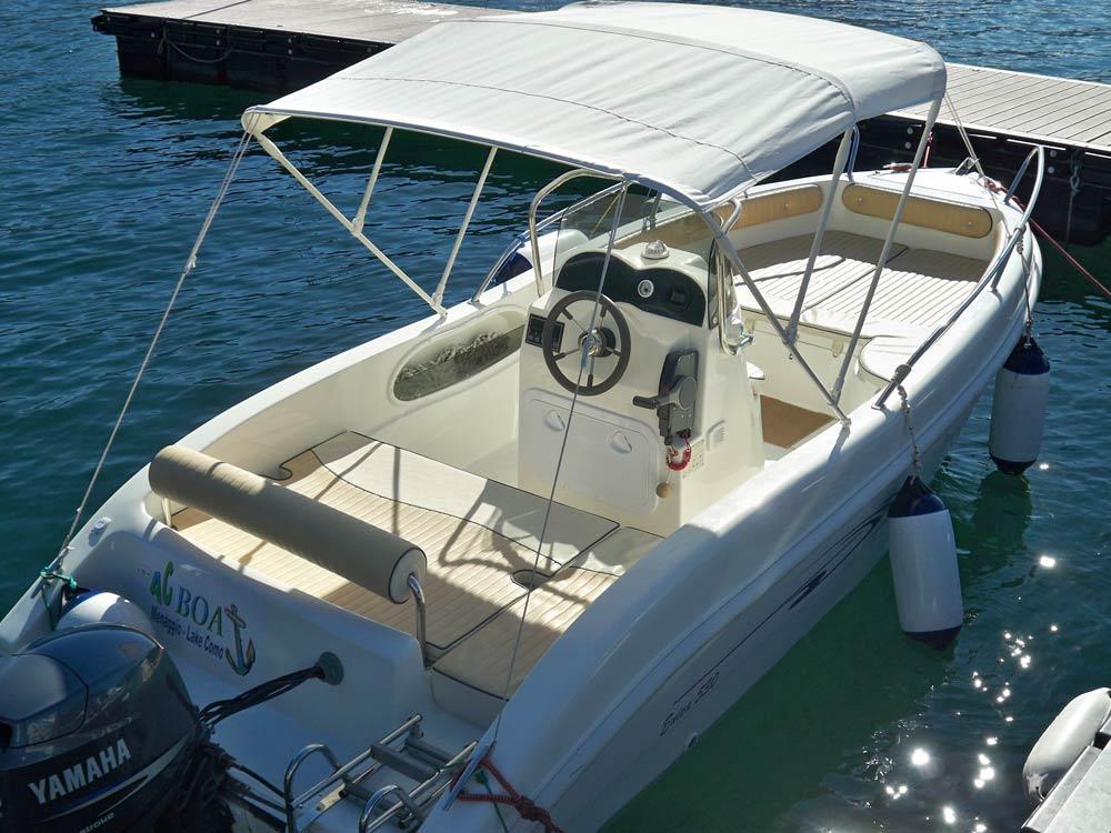 noleggio barche as 570 andy 1