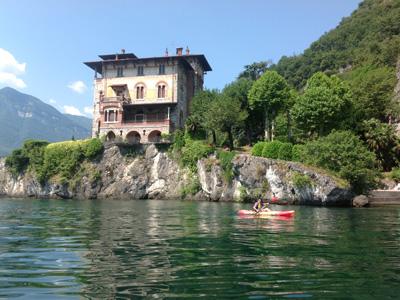 noleggio kayak lago menaggio 02