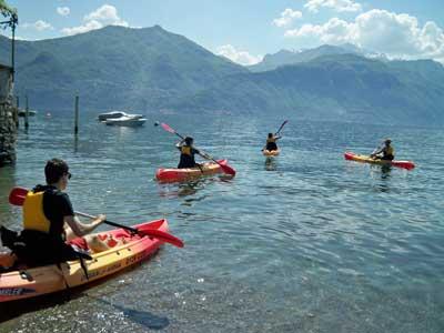 noleggio kayak lago menaggio 04