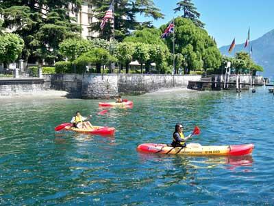 noleggio kayak lago menaggio 06