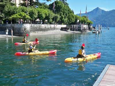 noleggio kayak lago menaggio 07