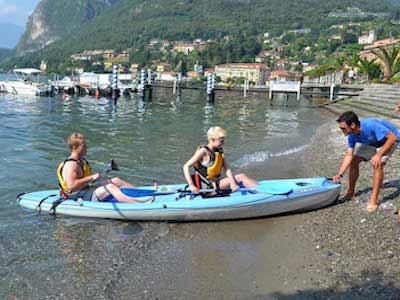 noleggio kayak lago menaggio 11